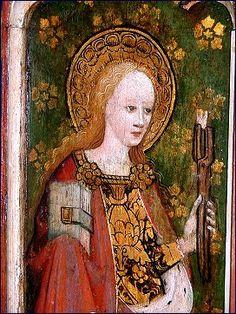 Saint Apollonia – The Patron Saint of Dentistry