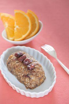 Gluten Free Morning Bliss Bars!