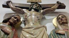 The Two Who Stayed | In the end, there were only two, his mother Mary and his apostle John...