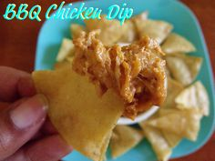BBQ Chicken Dip | Licious Food #appetizer #party