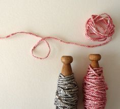 wrapped cotton