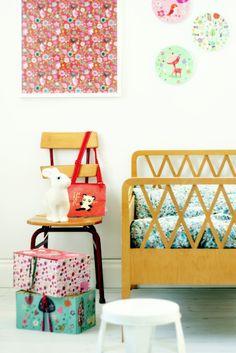 girls bed.    #Kids #Bedroom #Nursery #decor