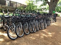 Hyatt Regency Lost Pines Resort and Spa    Be active while exploring our resort! Did you know we offer complimentary bikes to guests? Next time you visit, be sure to rent a bike and explore our trails!