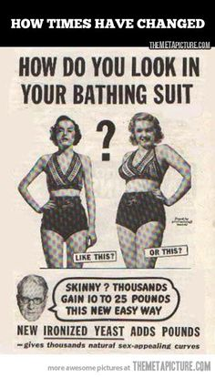Clearly I was born in the wrong decade!
