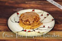 21 Day Fix: Pumpkin Spice Pancakes   From Forks to Fitness