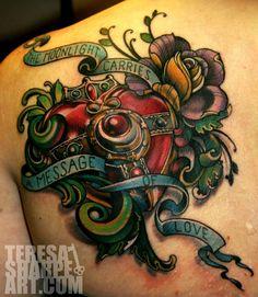 Another sailor moon tattoo