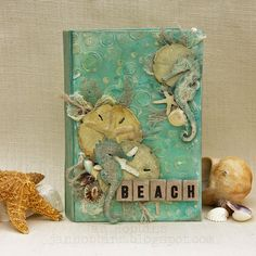 In My Own Imagination: Waves & Bubbles Mini Configuration's Book by Jan Hobbins
