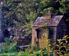shed at Seven Gates Farm