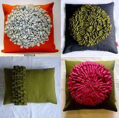 cushion, felt pillow