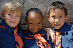 The core value for the month of April is Faith. BSA has just released a Cub Scout pack meeting plan called Cub Scouts Give Thanks related to this core value. For more ideas for use with this theme, see my Cub Scouts Give Thanks program theme page.