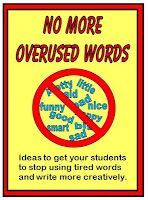 Tips for helping students make better word choices