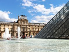 Kid-Friendly Paris: In and Around the Louvre
