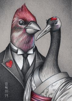 Finch and Crane