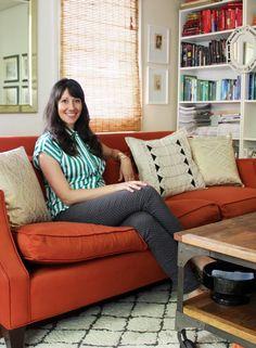 Nikki's Vintage Boho Styled Bungalow House Tour