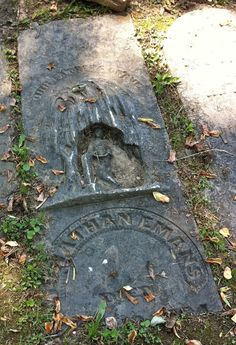 Interesting gravestone.