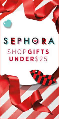 Sephora has TONS of gifts for under $25!  http://rstyle.me/ad/hcnfenyg6