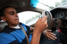 Traffic Safety Officials Offer Guidelines for Safe Teen Driving.