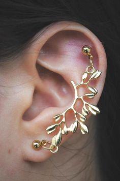 cartilage piercing   Tumblr