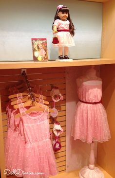 New Inspired by BeForever Outfits for Girls at American Girl