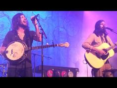 The Avett Brothers live - the whole concert -  at Muffathalle in Munich ...
