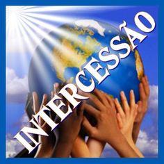 Interceda por vidas, por causas, pelo mundo em nome de Jesus.