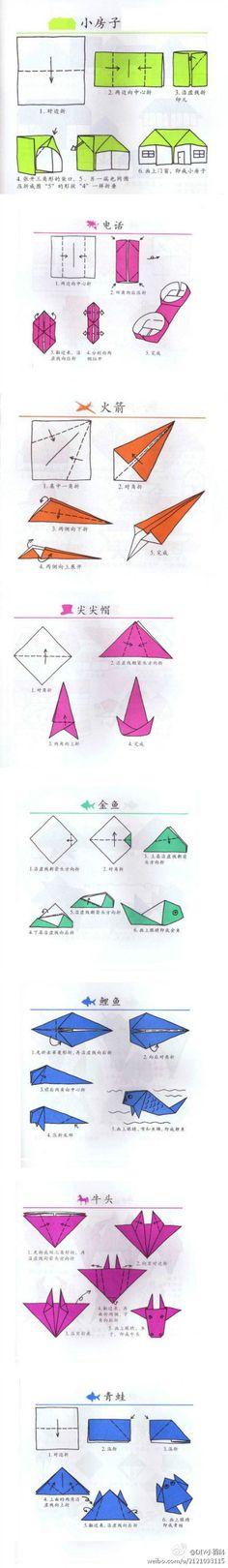 Origami Fun... origami fun
