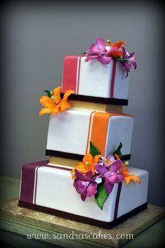 Sandra's Cakes: wedding cakes