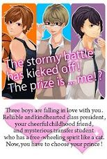 MoteMote -Love story for Girls  #otome #game #Android_app