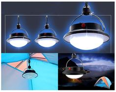 LED Portable Camping