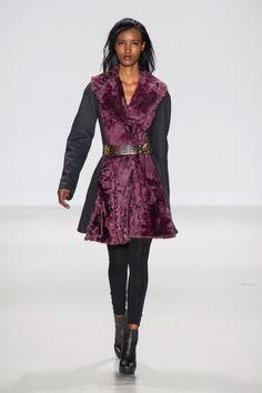 Nanette Lepore Fall 2014 #NYFW