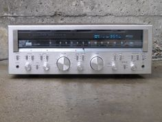 Sansui G-6700 from the 70's.