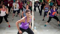 Your Weekend Workout Playlist: Be Well Philly Boot Camp Sneak Peek