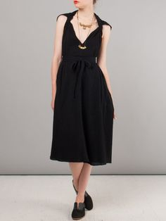 Alasdair Twist Gauze dress