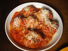 """Frankies' Meatballs: """"They are by far the best meatballs I've ever had in a restaurant, and possibly my life."""""""