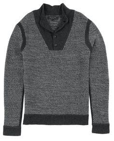 rag & bone milton army sweater
