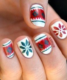 holiday nails, christmas nails, nail arts, holidays, christmas sweaters, christma sweater, winter nails, christmas nail art, christma nail