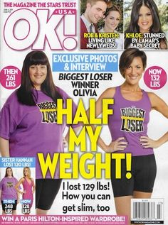 Olivia of The Biggest Loser Season 11