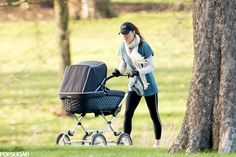 Kate Middleton's casual day with baby George and dog Lupo. More pictures after the click.2-13-14