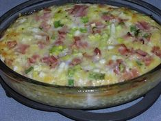 Weight Watchers Farmers Breakfast Casserole