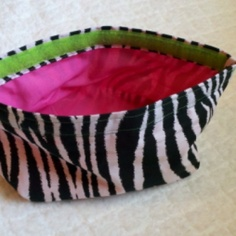 Cosmetic Bag at the Shopping Mall, $20.00 (USD)