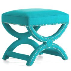 Dressing Table Stool dining room furniture, turquoise armchair, turquoise home decor, decorating ideas, beach hous, turquoise bedrooms ideas, furnitur idea, hollywood interior design, stools