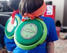Teenage Mutant Ninja Turtle Birthday Party | for awesome kids