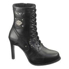 Harley Davidson Women's Vikki Boots