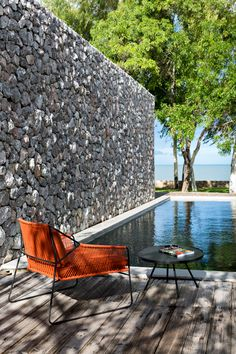 Oasiq: inspired by nature, crafted for people - Dress up the #outdoor in a new look #pool