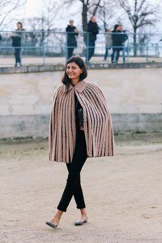 Giovanna Battaglia , Paris , Mar 2014