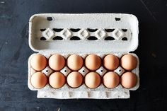 All About Eggs  on Food52