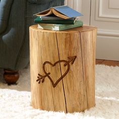 I <3 this side table