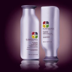 Pureology sulfate free, 100% vegan...it is good stuff y'all
