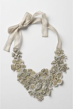 beaded collar necklace make this for vintage collection