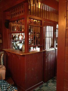 Raliegh tavern at moms - Cage Bar